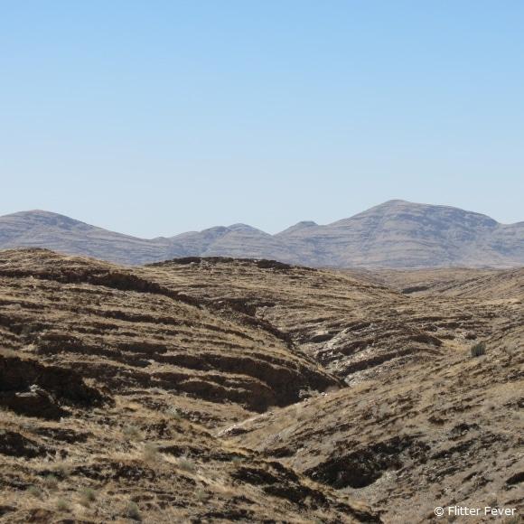 Namib-Naukluft National Park rock formations
