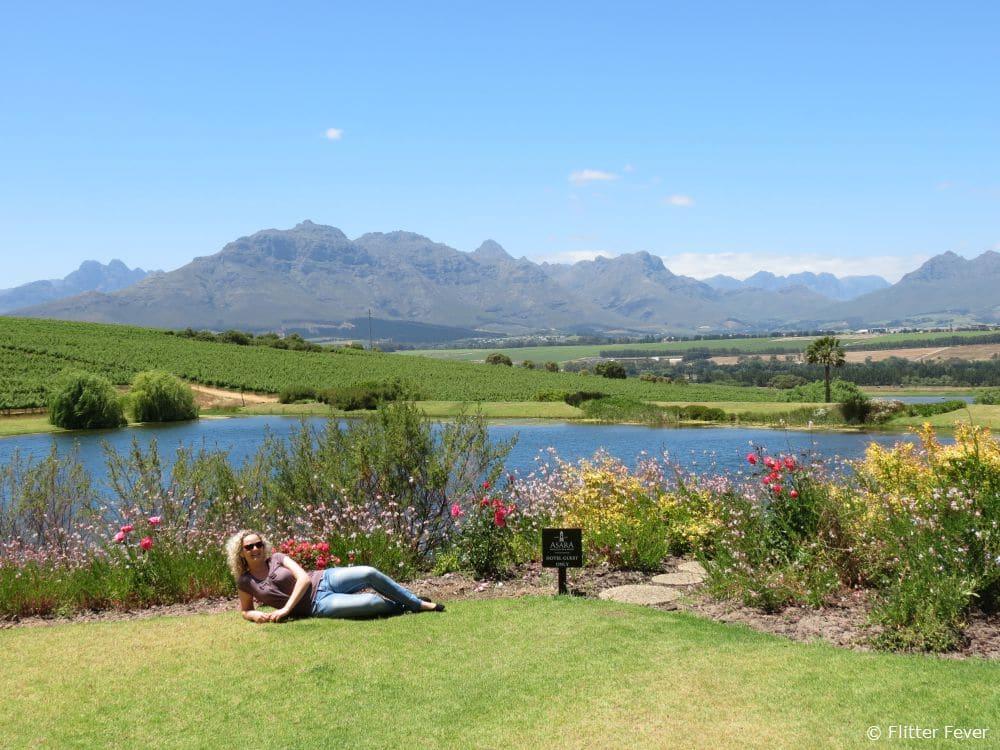 Asara Wine Estate & Hotel in Stellenbosch, South Africa