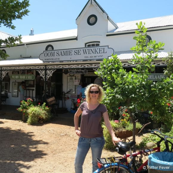 Oom Samie Se Winkel @ Stellenbosch