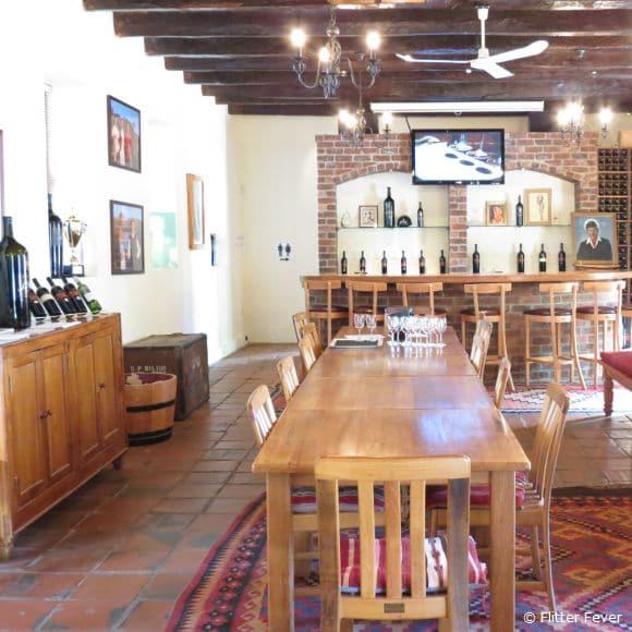 Bilton Wines restaurant