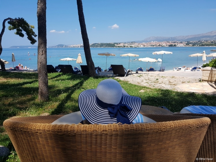 Relax at Le Meridien Lav Split