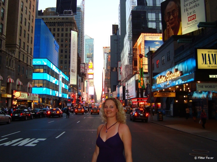 Me on Broadway