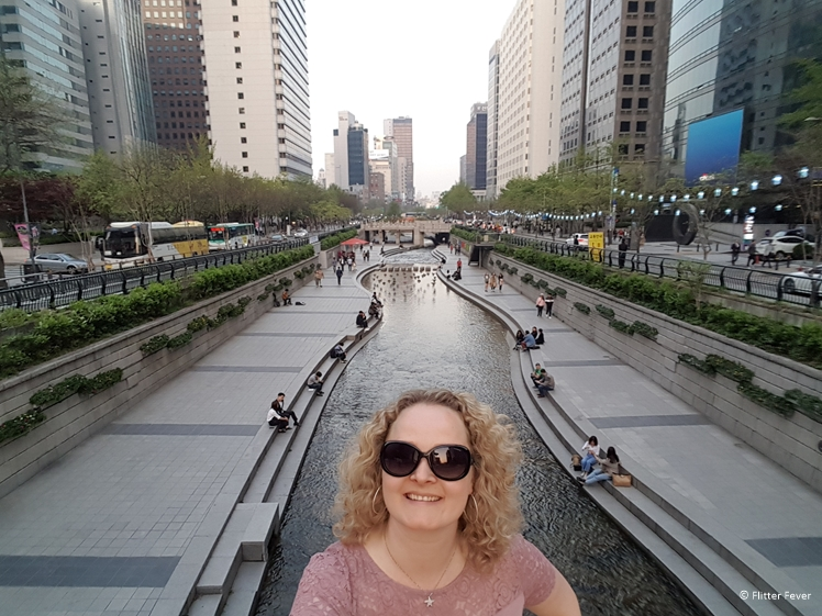 Me in Seoul, South Korea