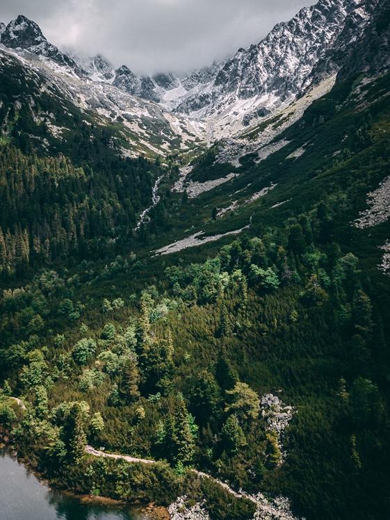 High Tatras (Vysoké Tatry) National Park by Davids Kokainis Slovakia outdoors