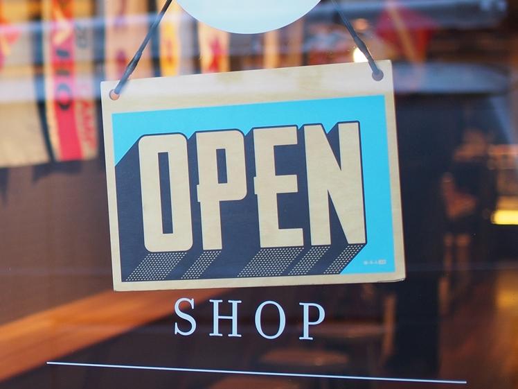 The Shop is Open - shopping in Kuwait City is fun