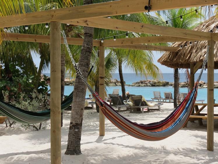 Hamock at Cabana Beach Curacao