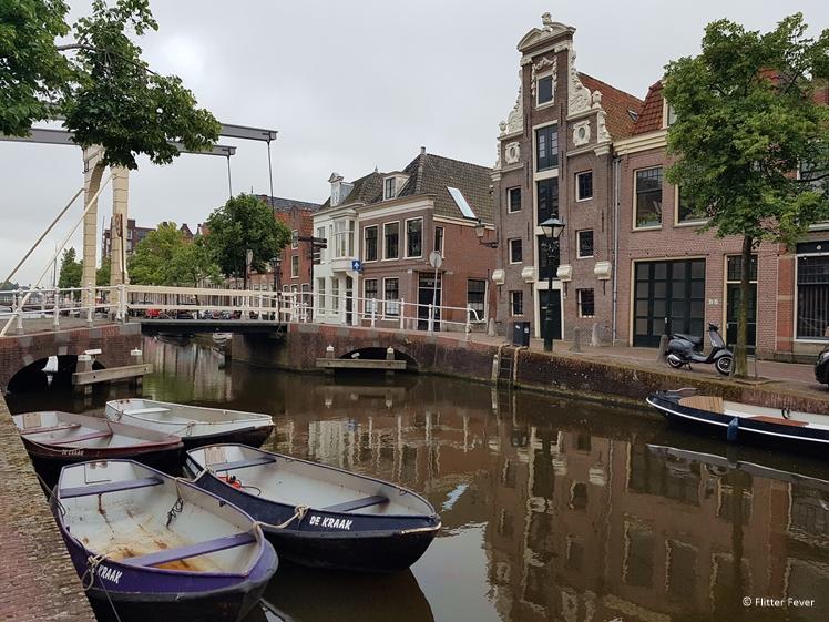 Boat rental De Kraak – Eenhoornbrug at Verdronkenoord, Alkmaar