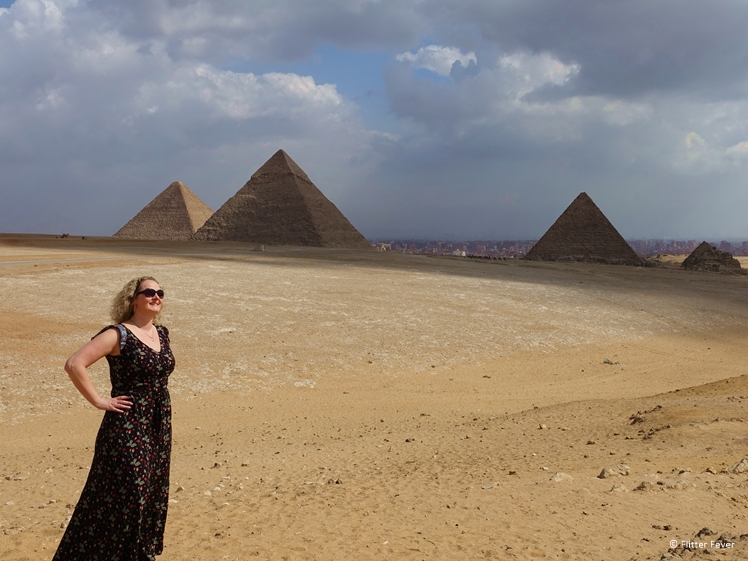 Egypt was the last country I visited before Corona hit Europe