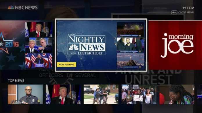 NBC News Roku App