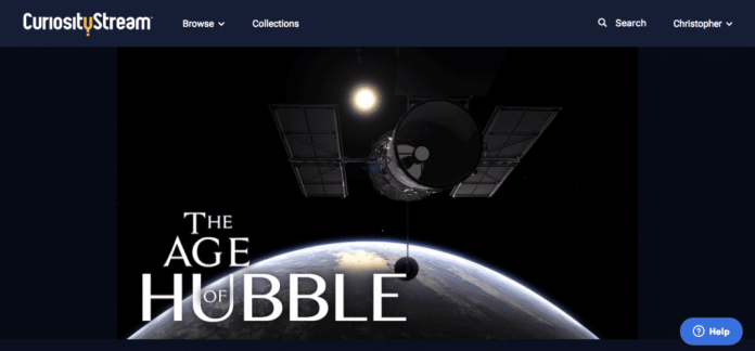 CuriosityStream's Age of Hubble