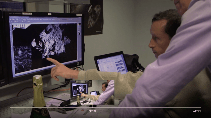 Short CuriosityStream doc about ESA Rosetta Mission