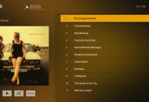 Plex for Kodi album
