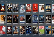 Plex library raspberry pi