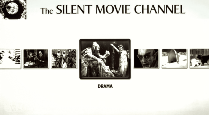 Silent Movie Channel on Roku