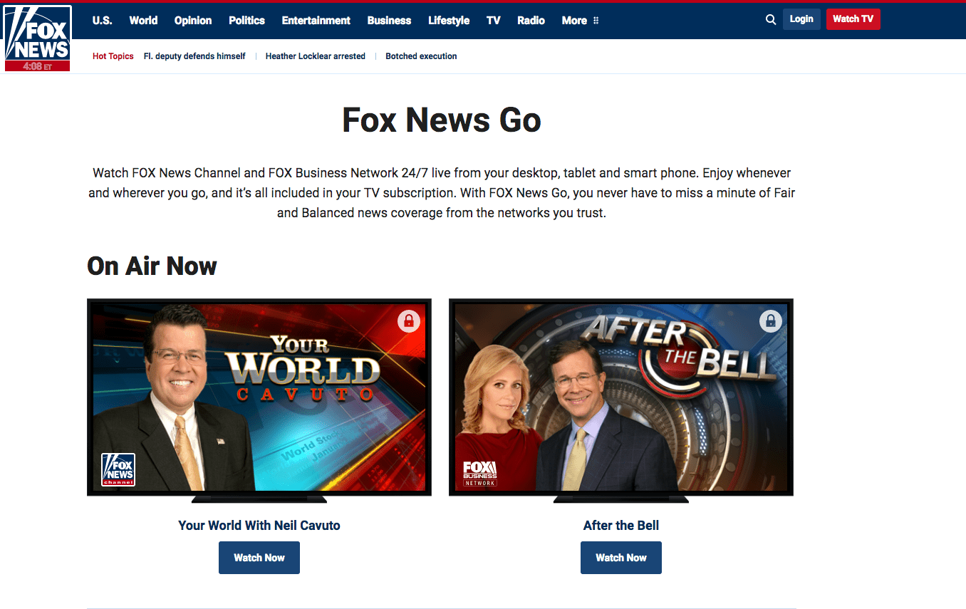 How to Watch Fox News Live on Amazon Fire TV Without