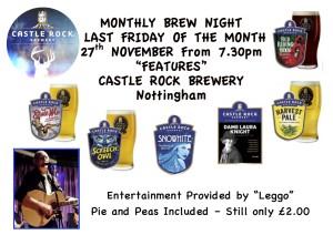 Castle Rock Brewery