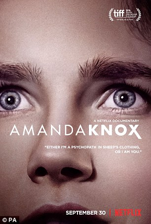 Amanda Knox - Flixwatcher Podcast