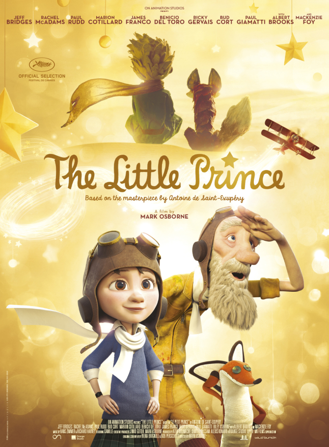 Little Prince-Flixwatcher Podcast