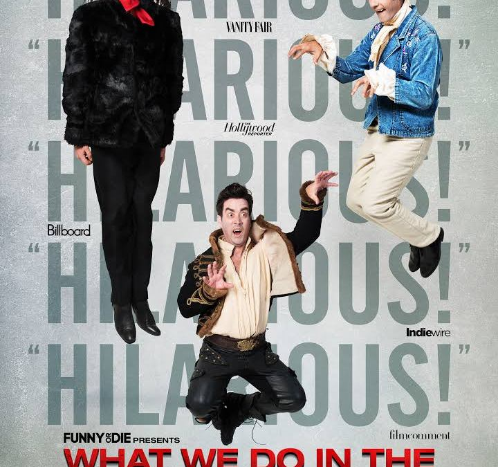 Ep 14 What We Do In The Shadows w Helen Zaltzman and Matthew Crosby