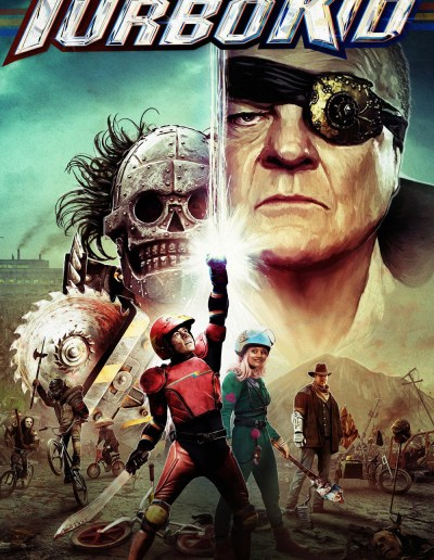 "#Ep 26 Turbo Kid w Ben and Ed from ""@TopFilmTip"""