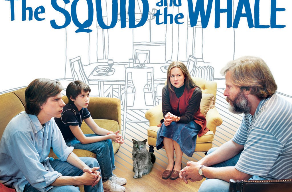 "#Ep 43 Adam Buxton and Zoë Jeyes talking about ""The Squid and the Whale"""