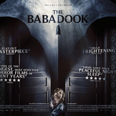 Ep #048 The Babadook with Dave Pickering and Jen Adamthwaite from from Getting Better Acquainted and The Family Tree