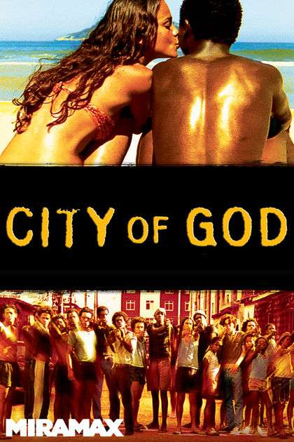 Ep #053 City of God with Adam from 'Little White Lies' and Chris from 'Easy Rider Raging Podcast'