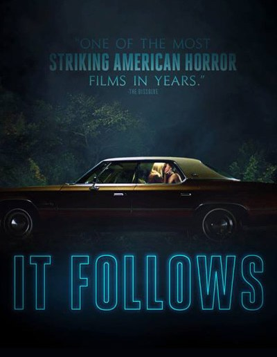 """Ep #076 It Follows with Hannah and Suruthi  from true crime podcast """"RedHanded"""""""