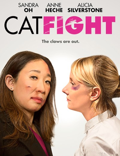 Ep #079 Catfight with Ben from Top Film Tip and George from Retro Ramble Podcast