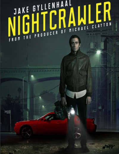 Ep #099 Nightcrawler with Hannah Woodhead and Ella Kemp from Truth & Movies podcast