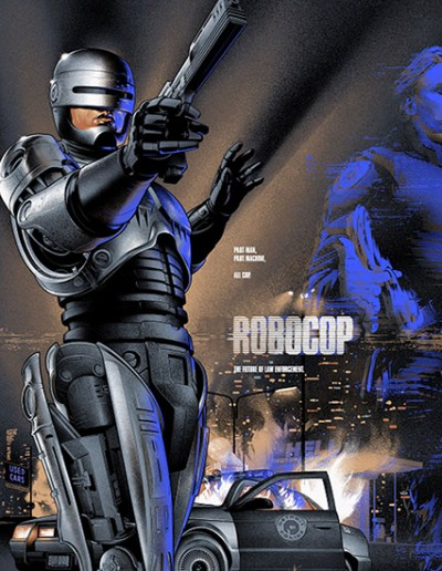 Ep #100.2 Robocop with Cathy and Dave from the Cinemile podcast