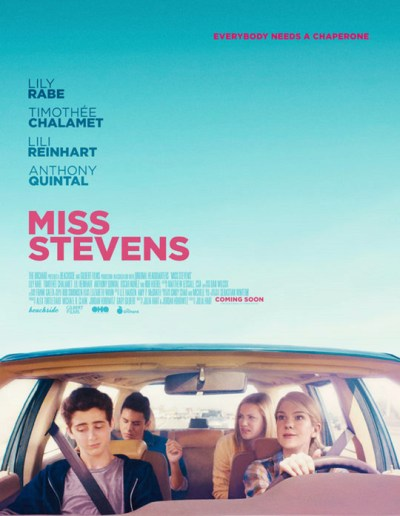 Ep #106 Miss Stevens with Hannah Woodhead and Ella Kemp from Truth & Movies podcast