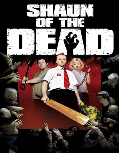 Ep #114 Shaun of the Dead with Clarisse Loughrey and Adelle Drover