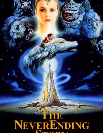 Ep #135 The NeverEnding Story with Andrew Johnstone and Frank Didymus