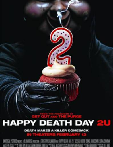 Ep #152  Happy Death Day with Greg Akerman and Steve Cross  Both from Chaotic Adequate podcast.