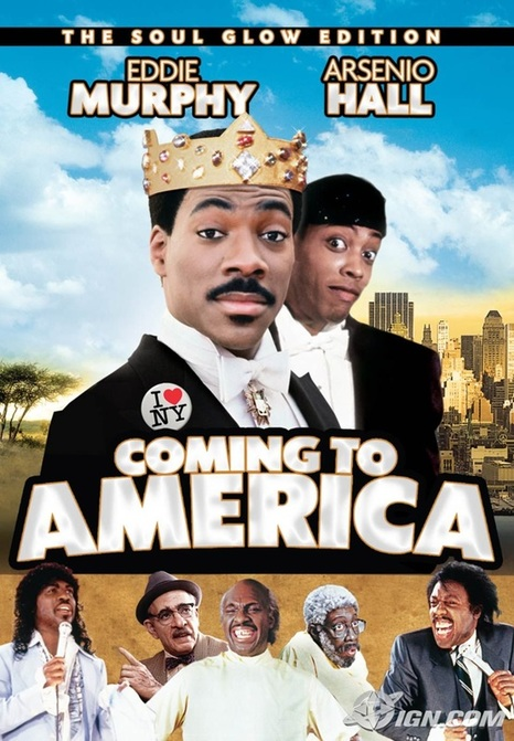 Ep #155 Coming to America with Rich Nelson Betamax Video Club podcast and Ben Dadds Top Film Tip.