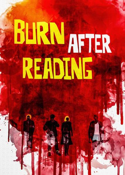 Ep # 176 Burn After Reading with Harry and Amy from Mum and Mummer Podcast.