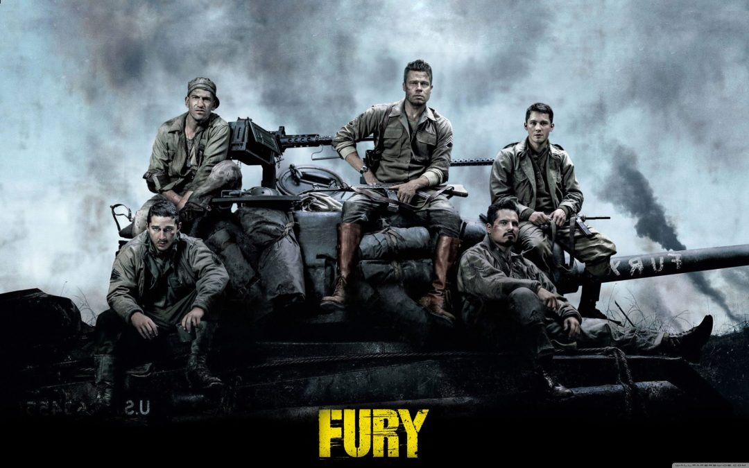 Episode # 215 Fury with Jay Ludgrove and  Tony Gordon from GLProductions