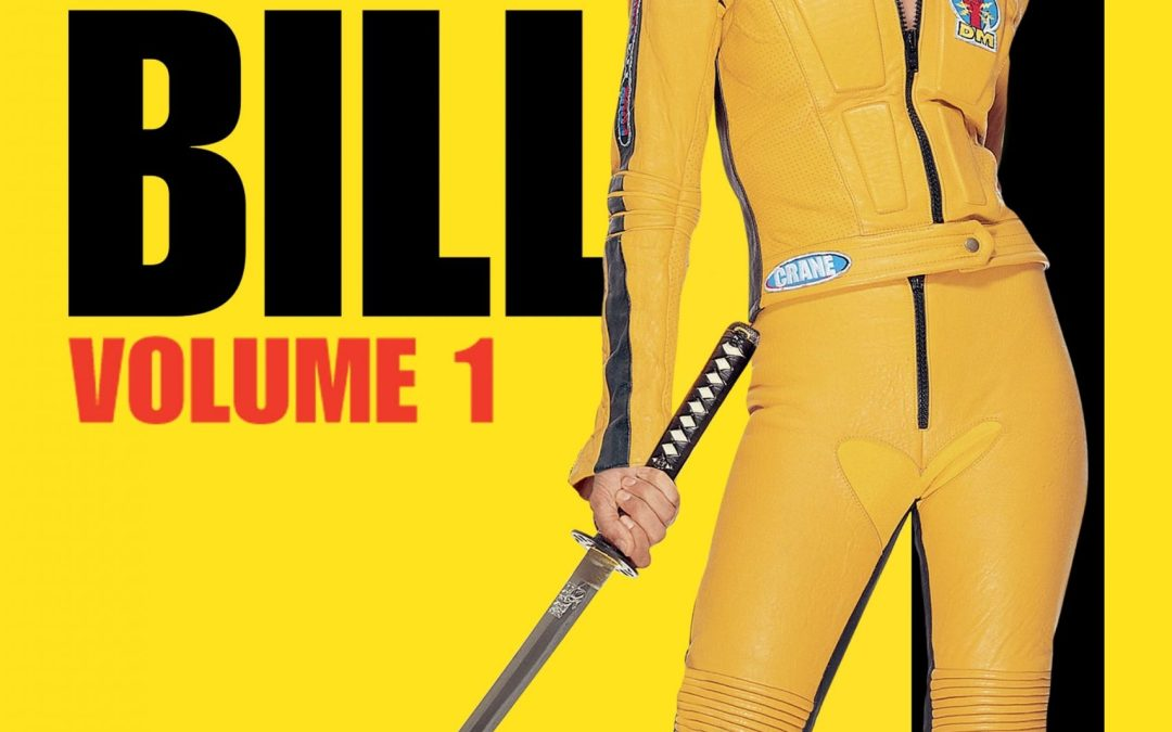 Episode # 225 Kill Bill vol 1 with Carrie Morrison and Jessica Regan The Best Pick movie podcast