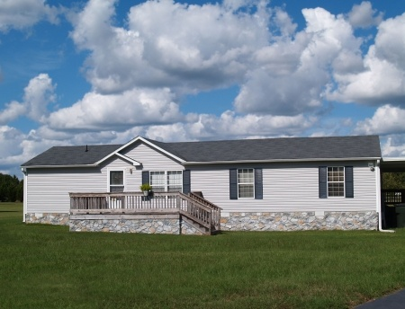Financing a mobile home or a manufactured home