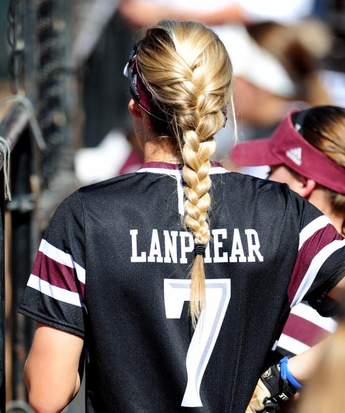 10 braids for every softball player