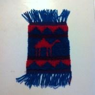 Rug Sample - Camel