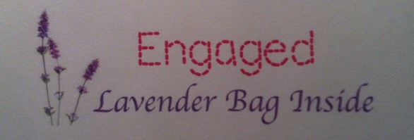 Engaged Lable