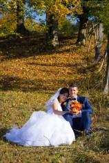 Cristina si Costel foto nunta Bicaz