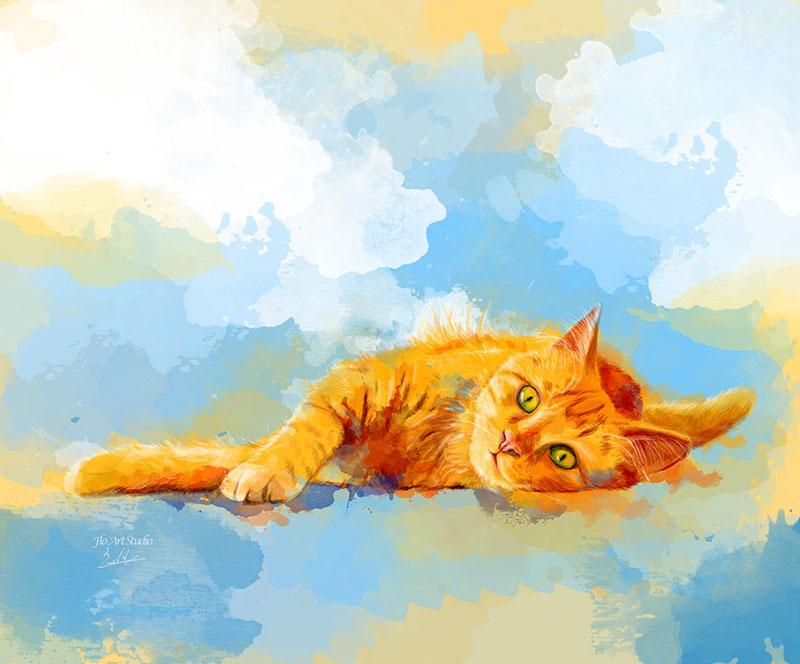 Cat Dream small