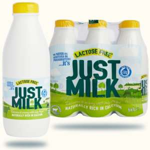 Milk - NEW Lactose Free JUST MILK