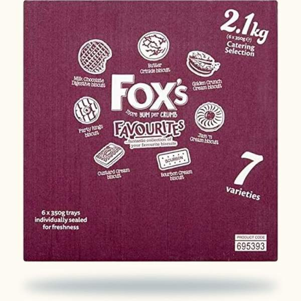 Fox's Favourites Biscuits