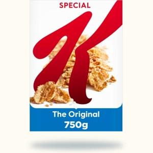 Cereals - Kellogs Special K 750g
