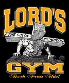 The Lords Gym Floating Axhead