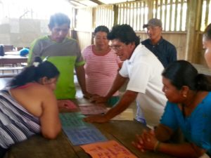 Training Community Health Promotors